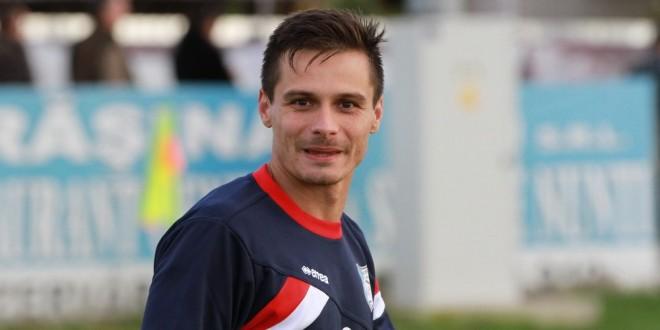Cornel Predescu a fost desemnat jucătorul meciului în partida dintre Pandurii şi Oţelul Galaţi din Cupa României