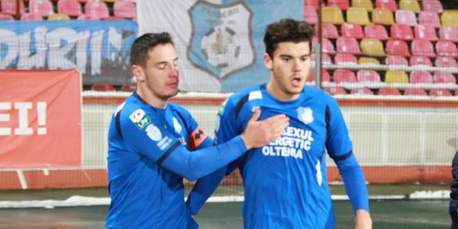 Anton şi Roman au jucat în amicalul România – Bulgaria