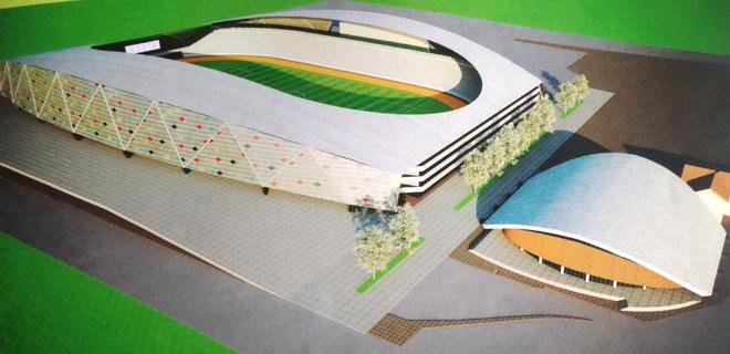 Gorjul a primit aviz de la Ministerul Dezvoltării pentru modernizarea şi extinderea Stadionului Municipal