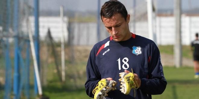 Bogdan Unguruşan este refăcut  şi se antrenează normal cu echipa pentru meciul cu ASA Târgu Mureş