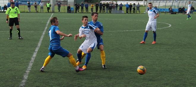 Pandurii II Târgu Jiu s-a impus cu scorul de 4-0 în meciul cu CS Ineu