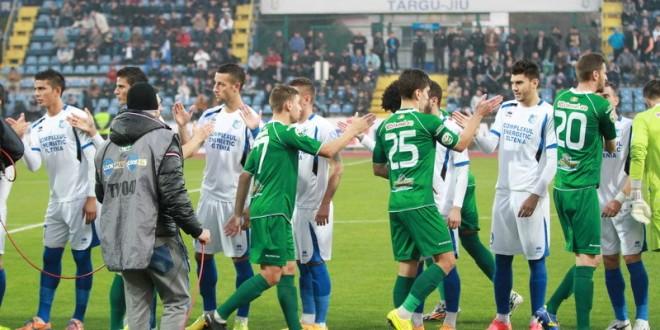 Vrem din nou victoria sub Tâmpa ! Pandurii Târgu Jiu a câştigat ultimele două meciuri disputate la Braşov