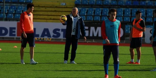 """Petre Grigoraş: """"Ne dorim foarte mult să ne calificăm în semifinale !"""""""