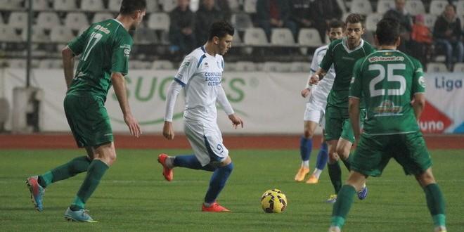 Pandurii Târgu Jiu a câştigat ultimele două meciuri susţinute în deplasare cu Concordia Chiajna