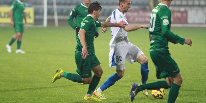 Pandurii Târgu Jiu – Concordia Chiajna, scor 1-1, în etapa a 13-a a Ligii I