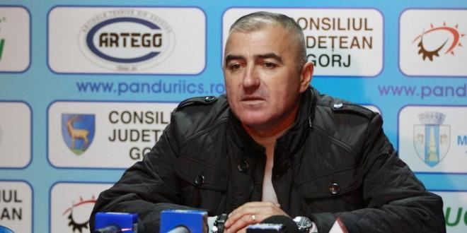PANDURII TV / CONFERINŢĂ DE PRESĂ PETRE GRIGORAŞ PANDURII TÂRGU JIU – FC BOTOŞANI