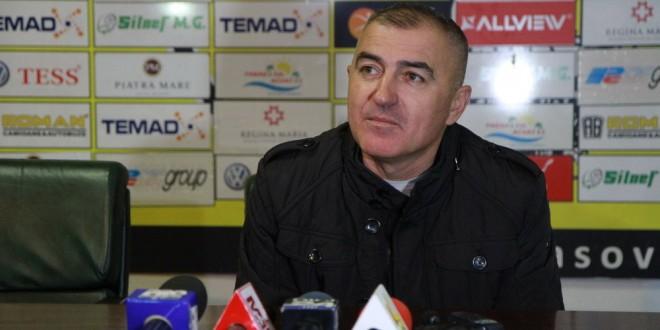 PANDURII TV / CONFERINŢĂ DE PRESĂ PETRE GRIGORAŞ MECI FC BRAŞOV – PANDURII  08 11