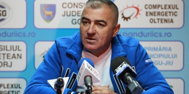 """Petre Grigoraş: """"E o victorie pe care ne-o dorim mult şi pe care putem s-o obţinem"""""""