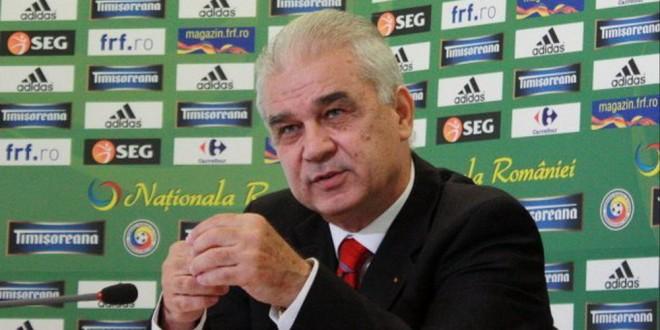 """Anghel Iordănescu: """"Mihai Roman debutează și îi urez o carieră deosebită, sper ca și el să își dorească acest lucru"""""""