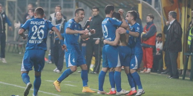 FOTO / MECI FC BRAŞOV – PANDURII TÂRGU JIU, scor 0-3
