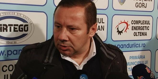 PANDURII TV / DECLARAŢII MIHAI PRUNARIU MECI PANDURII – FC BOTOŞANI