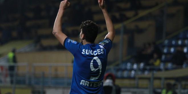 FOTO / Mihai Roman, golul cu numărul 7 în acest sezon de Liga 1 !