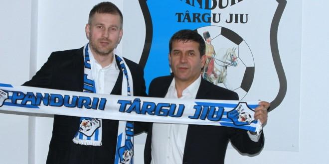 OFICIAL / Eugen Pîrvulescu este noul preşedinte al clubului Pandurii Târgu Jiu, Edi Iordănescu este noul antrenor al echipei Pandurii Târgu Jiu
