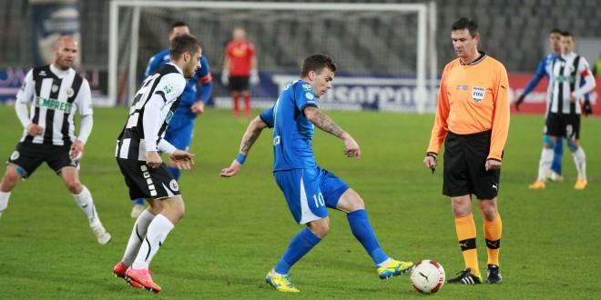 Tradiţia meciurilor cu U Cluj la Târgu Jiu ne dă speranţe mari pentru o victorie !