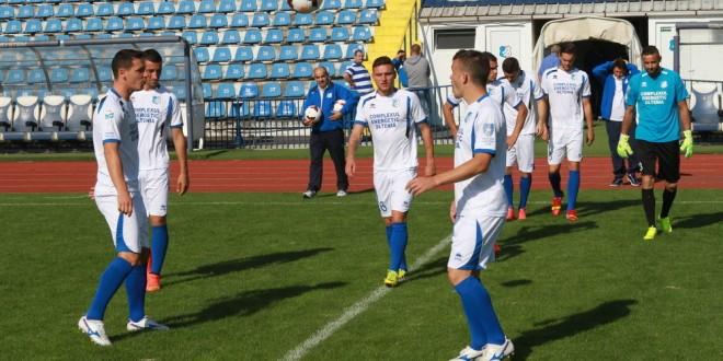 Pandurii Târgu Jiu a ajuns în careul de aşi al Cupei Ligii alături de Dinamo, Astra şi Steaua