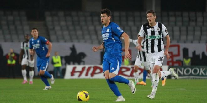 Pandurii Târgu Jiu va juca mâine cu U Cluj în sferturile de finală ale Cupei României
