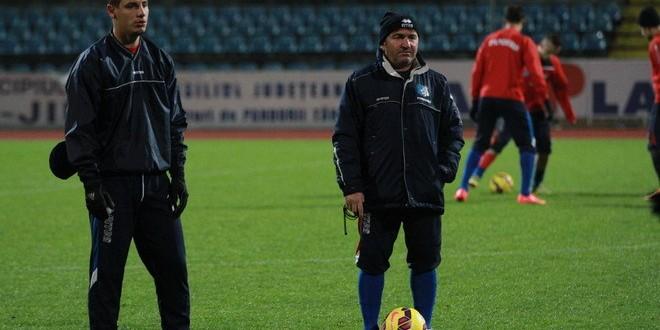 Dorian Gugu va conduce de pe banca tehnică Pandurii la ultimul meci oficial al anului