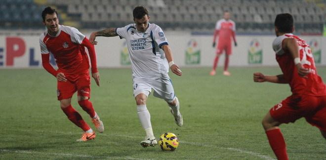 Pandurii se califică în semifinalele Cupei Ligii după 2-0 cu Oţelul Galaţi !