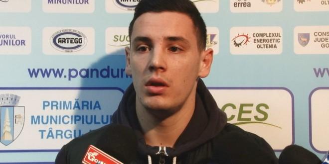 """PANDURII TV / Paul Anton: """"Sperăm să avem rezultate bune, am mare încredere că putem urca în clasament!"""""""