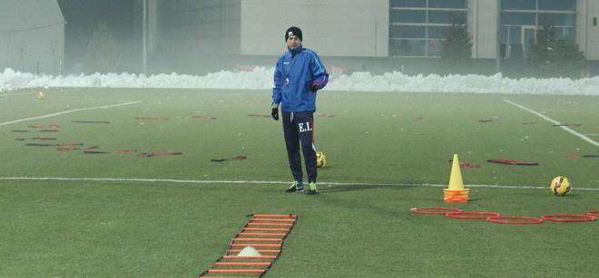 """Edi Iordănescu: """"Ne dorim să ieşim sănătoşi dar şi pregătiţi pentru următoarea perioadă"""""""