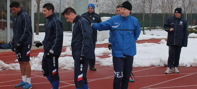 """Edi Iordănescu despre ultimul transfer: """"Nikola este un jucător cu multe calităţi"""""""