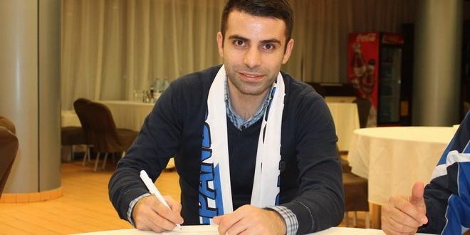 """Constantin Grecu: """"Am venit cu gânduri mari, vreau cât mai multe victorii !"""""""