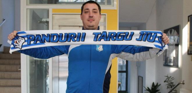 OFICIAL / Ionuţ Pantiş este noul medic al echipei Pandurii Târgu Jiu
