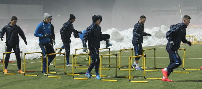 """Mihai Roman: """"Trebuie să ne antrenăm cât mai bine pentru a reuşi ce ne-am propus"""""""