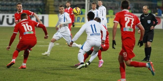 Pandurii Târgu Jiu caută să ajungă în prima finală din istoria clubului !