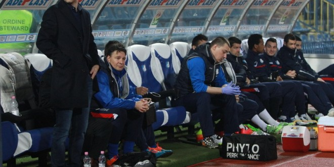 """Edi Iordănescu: """"Ne aşteaptă un joc foarte dificil cu CFR, dar putem să câştigăm"""""""