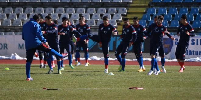 "Eugen Pîrvulescu: ""Avem mare nevoie de victorie cu CS U Craiova !"""