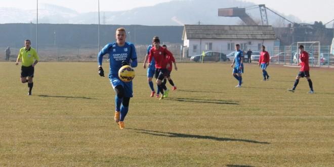 FOTO / MECI AMICAL PANDURII – PANDURII 2, scor  5-0