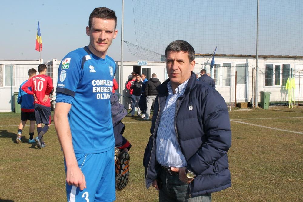 Andrei Cordos si Eugen Pirvulescu