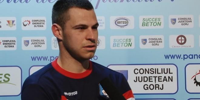 """PANDURII TV / Interviu Nikola Vasiljevic: """"Cred că avem o echipă bună, trebuie să urcăm în clasament"""""""