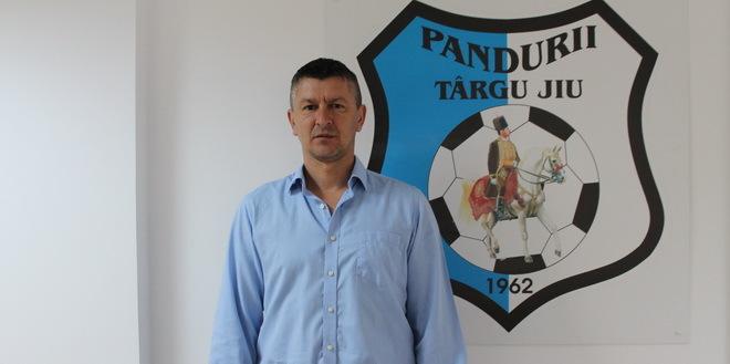 """Adrian Bogoi despre amicalul cu Pandurii 1: """"Am fost un partener bun de întrecere echipei mari"""""""