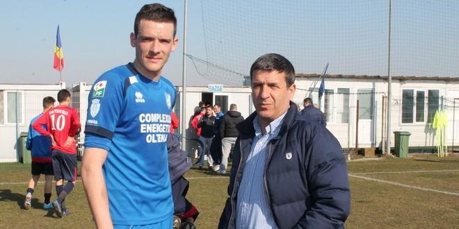 TRANSFER / Andrei Cordoş este noul jucător al pandurilor !