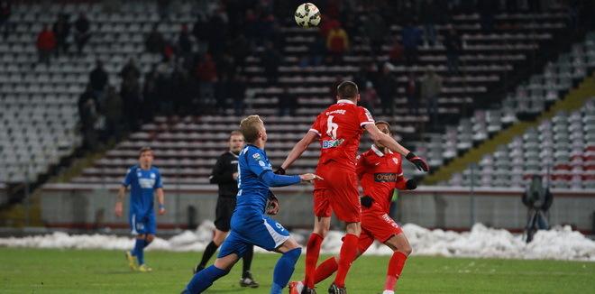 Brigada de arbitri pentru meciul de marţi cu Dinamo
