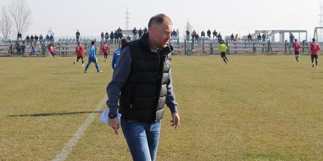 """Edi Iordănescu despre amicalul cu Pandurii 2: """"A fost un test util, sunt mulţumit"""""""