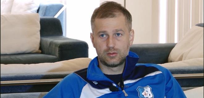 Pandurii TV / Interviu cu Edi Iordănescu antrenorul principal al echipei Pandurii