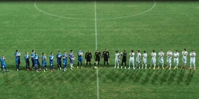 Pandurii au învins Jagodina cu scorul de 2-1