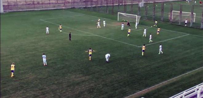 Pandurii TV / Meci amical Pandurii – FC Astana, gol 0-1