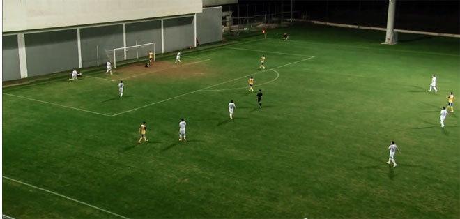 Pandurii TV / Meci amical Pandurii – FC Astana, gol 0-2