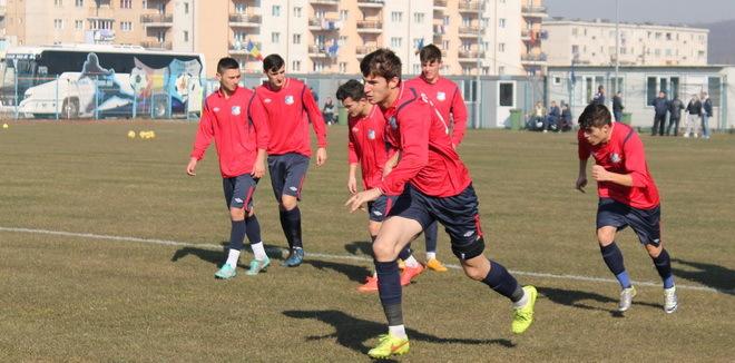 Pandurii 2 Târgu Jiu, meci de antrenament la Rovinari astăzi la ora 15
