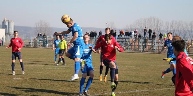 Pandurii Târgu Jiu a câştigat cu scorul de 5-0 amicalul susţinut în compania echipei secunde a clubului