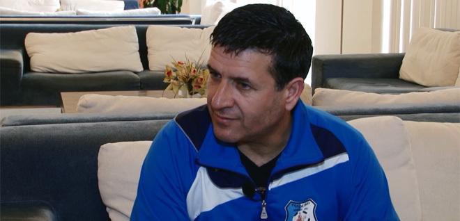 Pandurii TV / Interviu Eugen Pîrvulescu in cantonamentul echipei din Antalya