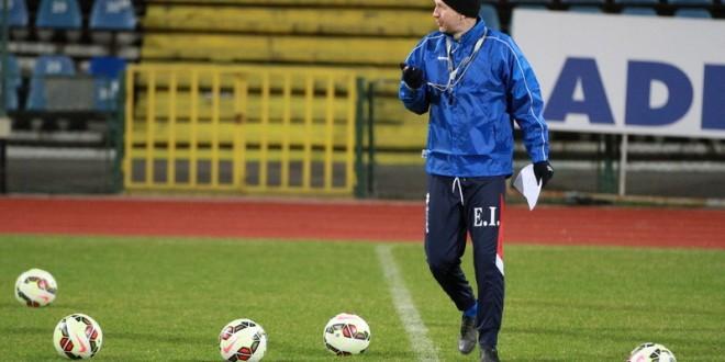 """Edi Iordănescu: """"Îmi doream să legăm două victorii, dar până la urmă este un punct care schimbă clasamentul"""""""