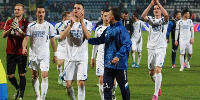 Pandurii au plecat astăzi spre Chiajna pentru meciul cu FC Viitorul