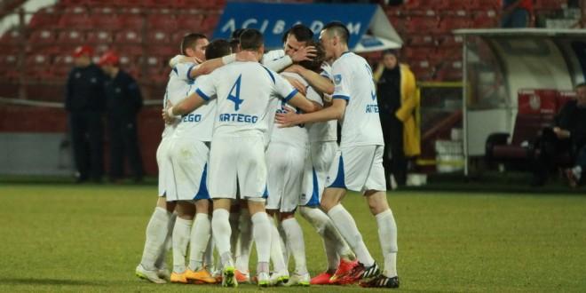 Pandurii Târgu Jiu s-a impus clar pe terenul celor de la CFR Cluj, scor 4-0 !