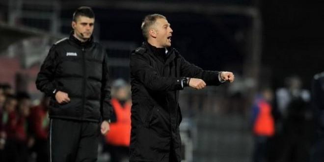 Edi Iordănescu, la prima victorie cu Pandurii în Liga 1 !