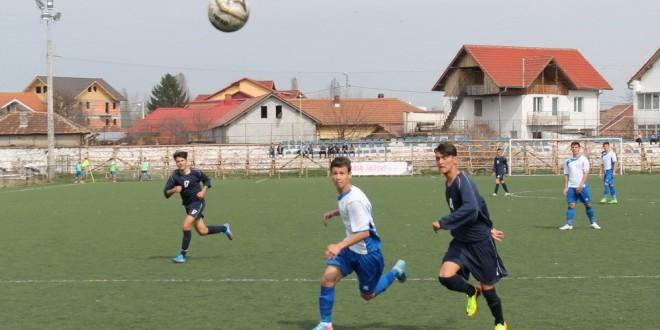 Juniorii A şi B, victorii cu LPS Târgu Jiu